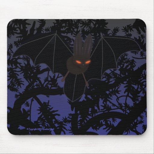 Palo Rojo-Observado en árbol Tapetes De Ratones