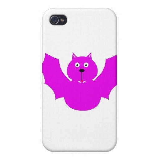Palo (rosa) iPhone 4 carcasas