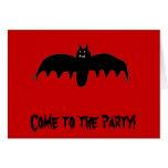 ¡Palo, venido al fiesta! Tarjeta Pequeña