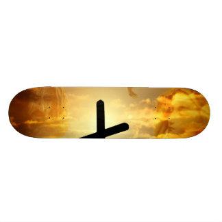 Paloma bendecida Jesucristo Calvery del Virgen Patinetas Personalizadas