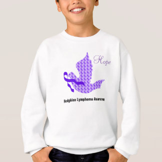 Paloma de la cinta violeta de la esperanza - el playeras
