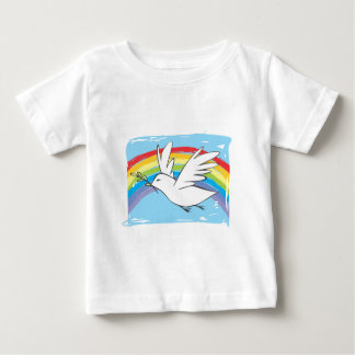 Paloma de la paz camisas