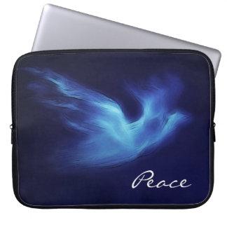 Paloma de la paz fundas computadoras