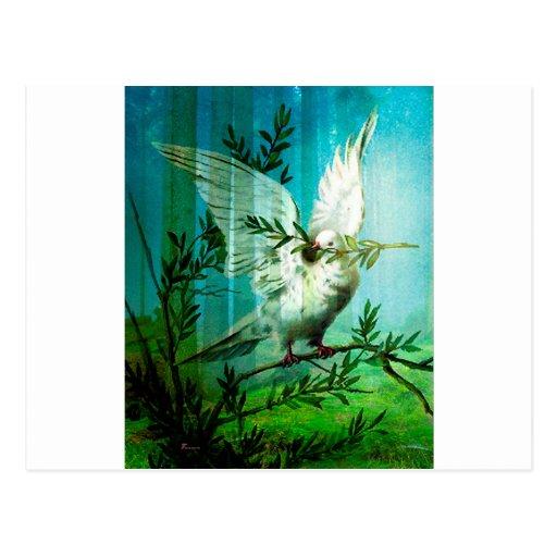 PALOMA de PEACE.jpg Tarjetas Postales