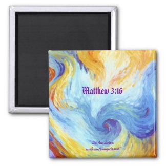 Paloma del Espíritu Santo, 3:16 de Matthew Imán Cuadrado