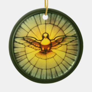 Paloma del Espíritu Santo Ornamentos De Reyes Magos