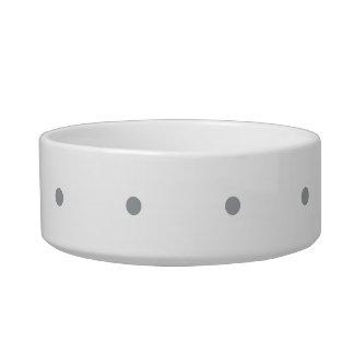 Paloma Polkadots Small Pet Water Bowl