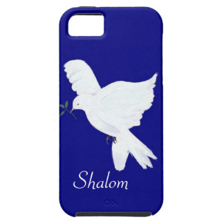 ¡Paloma-Shalom blanca! Funda Para iPhone SE/5/5s