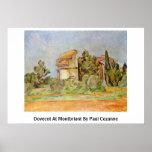 Palomar en Montbriant de Paul Cezanne Posters