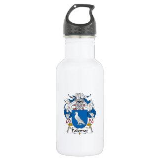 Palomar Family Crest 18oz Water Bottle