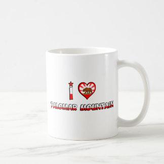 Palomar Mountain, CA Classic White Coffee Mug