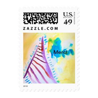 Paloma's Paris Stamp