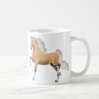 Palomino American Saddlebred Horse Mug
