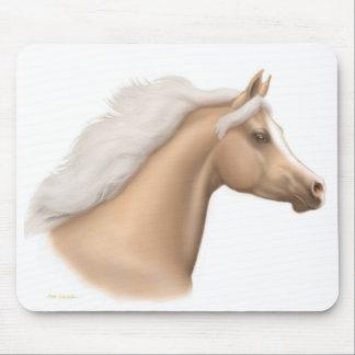 Palomino Arabian Horse Mousepad