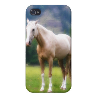 Palomino Dream Horse Cover For iPhone 4