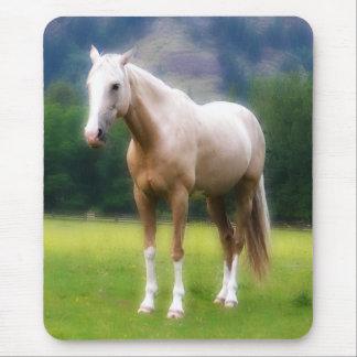Palomino Dream Horse Mouse Pad