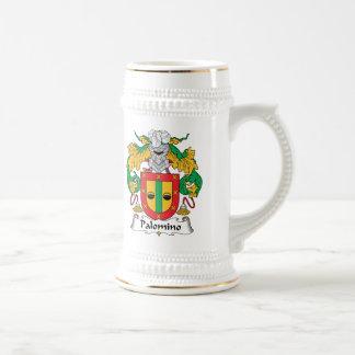 Palomino Family Crest 18 Oz Beer Stein