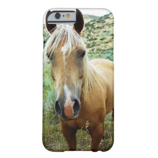 Palomino Filly Barely There iPhone 6 Case