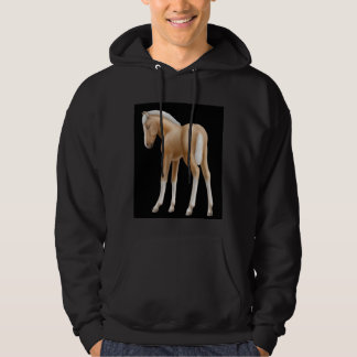 Palomino Foal Hooded Sweatshirt