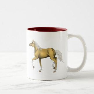 Palomino Girl Mug