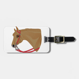Palomino Head Tag For Bags