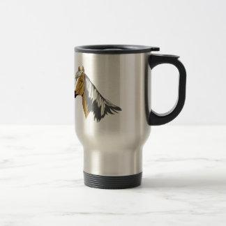 Palomino Head Travel Mug