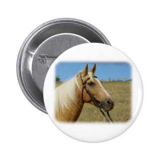 Palomino Horse 9R015D-184 Pinback Button