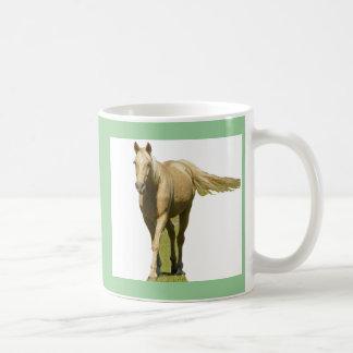 Palomino Horse Coffee Mug