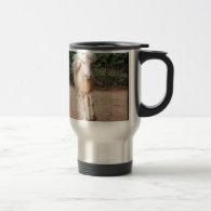Palomino Horse Coffee Mugs