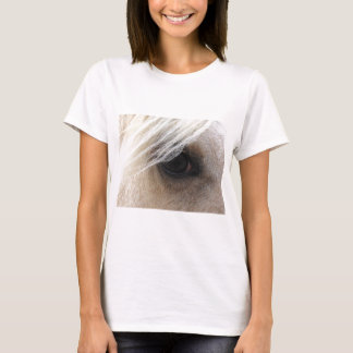 Palomino Horse Eye T-Shirt