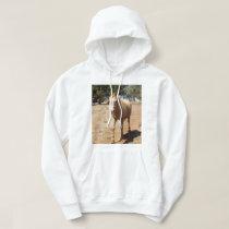 Palomino Horse Greeting, Hoodie