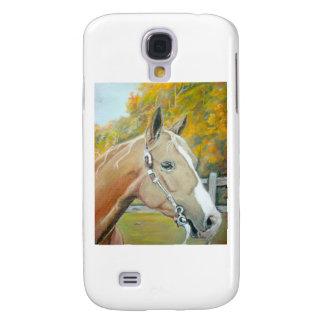 Palomino, Horse pastel Samsung Galaxy S4 Cover
