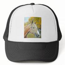 Palomino, Horse pastel Trucker Hat