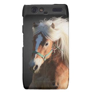 Palomino Horse phone cover Motorola Droid RAZR Cover