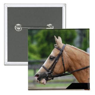 Palomino Horse Pin