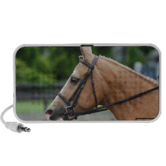 Palomino Horse Portable Speakers