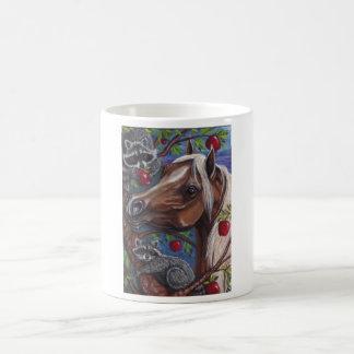 PALOMINO HORSE Raccoon Mug