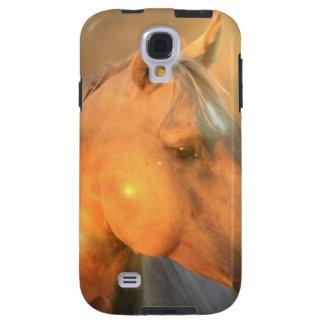 Palomino Horses Galaxy S4 Case