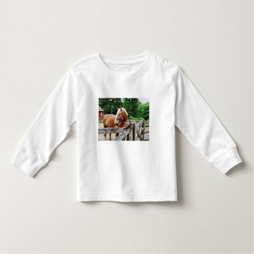 Palomino in Paddock Tshirts