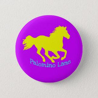 palomino lane pinback button