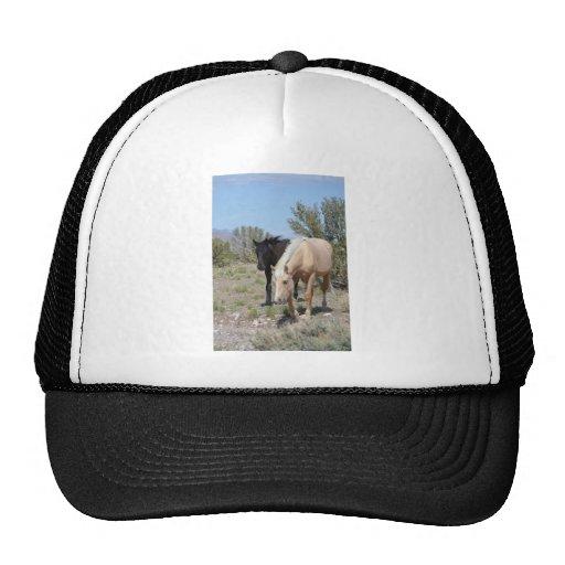 Palomino Mustang Trucker Hats