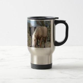 Palomino Mustang Travel Mug