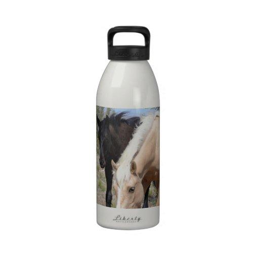 Palomino Mustang Reusable Water Bottles