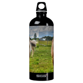 Palomino Paint Horse-lovers Collection Water Bottle
