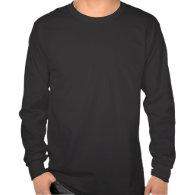 Palomino Paso Fino Heart Scroll T Shirt