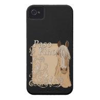 Palomino Paso Fino Style Case-Mate iPhone 4 Cases
