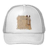 Palomino Paso Fino Style Hat