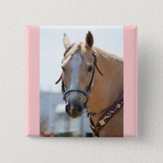 Palomino Pic Pinback Button