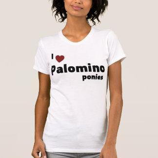 Palomino ponies tshirt