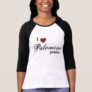 Palomino ponies t shirt